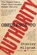 Cover of Obedience to Authority