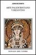 Cover of Arte paleocristiano y bizantino