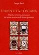 Cover of L'identità toscana