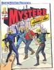 Cover of Martin Mystère presenta: Mystère - La minaccia dei temibili tre!