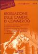 Cover of Legislazione delle Camere di commercio