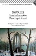 Cover of Inni alla notte-Canti spirituali. Testo originale a fronte