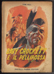 Cover of Davy Crockett e il pellirossa