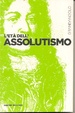 Cover of L'età dell'assolutismo
