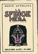 Cover of La Sfinge nera