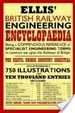 Cover of Ellis' British Railway Engineering Encyclopaedia