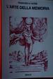 Cover of L'arte della memoria
