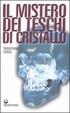 Cover of Il mistero dei teschi di cristallo