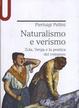 Cover of Naturalismo e verismo. Zola, Verga e la poetica del romanzo