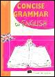 Cover of Concise grammar of english