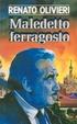 Cover of Maledetto Ferragosto