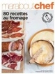 Cover of 80 recettes faciles au fromage