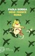 Cover of Dove finisce Roma