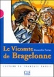 Cover of Le Vicomte de Bragelonne