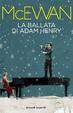 Cover of La ballata di Adam Henry