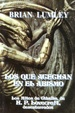 Cover of Los que acechan en el abismo