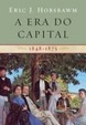 Cover of A ERA DO CAPITAL - 1848-1875