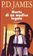 Cover of morte di un medico legale