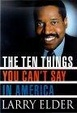 Cover of The Ten Things You Can't Say in America