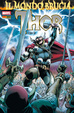 Cover of Thor: Il mondo brucia vol. 2 (di 2)