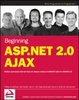 Cover of Beginning ASP.NET 2.0 AJAX