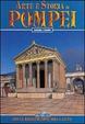 Cover of Arte e storia di Pompei