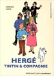 Cover of Hergé, Tintin & compagnie
