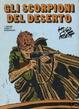 Cover of Gli scorpioni del deserto