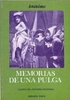 Cover of Memorias de una pulga