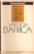 Cover of Impressioni d'Africa