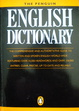 Cover of The Penguin English Dictionary