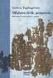 Cover of Alfabeto delle proprietà
