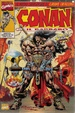Cover of Conan il barbaro: Conan e la creatura dei boschi