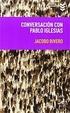 Cover of Conversación con Pablo Iglesias