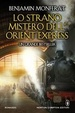Cover of Lo strano mistero dell'Orient Express