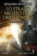 Cover of Lo strano mistero dell'Orient Express