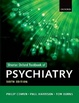 Cover of Shorter Oxford Textbook of Psychiatry