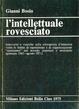 Cover of L'intellettuale rovesciato