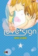 Cover of Love Sign vol. 4