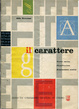 Cover of Il carattere