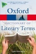 Cover of The Oxford Dictionary of Literary Terms