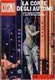 Cover of La corte degli automi