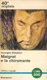 Cover of Maigret e la chiromante
