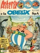 Cover of Asterix e la Obelix S.p.A.