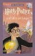 Cover of Harry Potter y el cáliz de fuego