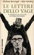 Cover of Le lettere dello Yage