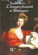 Cover of L'immagine femminile in Shakespeare