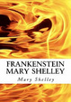 Cover of Frankenstein Mary Shelley