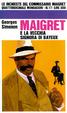 Cover of Maigret e la vecchia signora di Bayeux