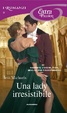 Cover of Una lady irresistibile